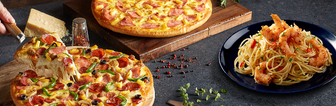 Pizza Menu Pizza Hut Singapore